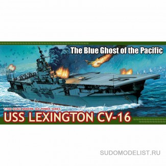 U.S.S. LEXINGTON CV-16