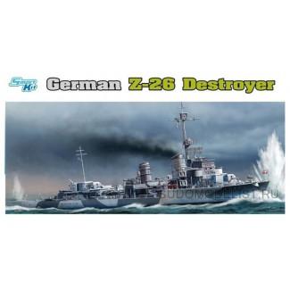 Эсминец Z-26