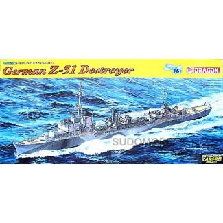 Эсминец Z-31