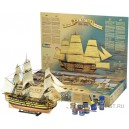 HMS Victory-Battle Of Trafalgar Gift-Set