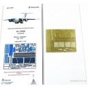 ФТД для Ил-76МД Интерьер