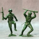 Красная армия, наб. из 2-х фигур №2