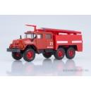 Масштабная модель ЗИЛ-131 пожарный