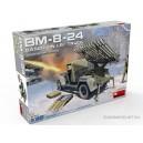 БМ-8-24 на базе грузовика 1,5т