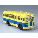 Масштабная модель ЗИС-155 сине-жёлтый