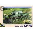 Танк КВ-1Э