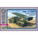 Бм-13 (На базе автомобиля GMC)