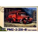 ПМЗ-2 (ЗиС-6) пожарная автоцистерна