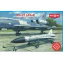 Крылатая ракета Х-22 (Kh-22 -AS-4)
