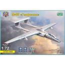 """Разведывательный самолет М-55 """"Геофизика"""""""