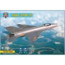 Самолет разработки МиГ тип 21  Ф13