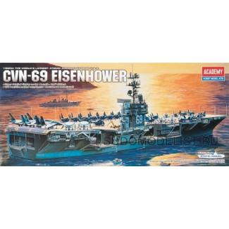 Авианосец USS Eisenhower (CVN-69)