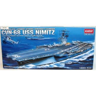 Авианосец  USS Nimitz (CVN-68)