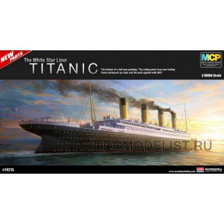 Лайнер Titanic