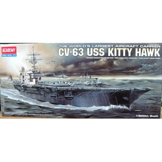 Авианосец  USS Kitty Hawk (CV-63)