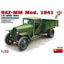 Грузовик ГАЗ-ММ образца 1943 г.