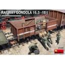 Советский Железнодорожный полувагон 16,5-18 т