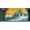 "Корабль USS""Ward""DD-139 Pearl Harbor 1941"