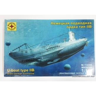 Подводная лодка типа IIB