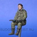 Современный российский солдат 1