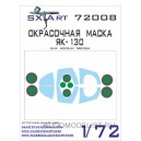 Окрасочная маска Як-130