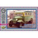 Городской автобус ГАЗ-ОЗ-ЗО (1933 г.)