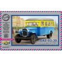 Городской автобус ГАЗ-ОЗ-ЗО (1945г.)