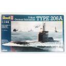 U-Boot Klasse 206A