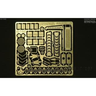 ФТД Базовый набор для АЦ-40(43202) ПМ-102Б