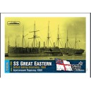SS Great Eastern, 1860