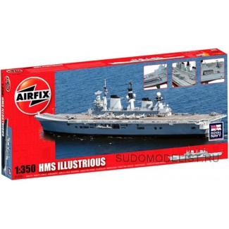 Авианосец HMS Illustrious