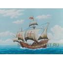 """Корабль Колумба """"Санта-Мария"""""""