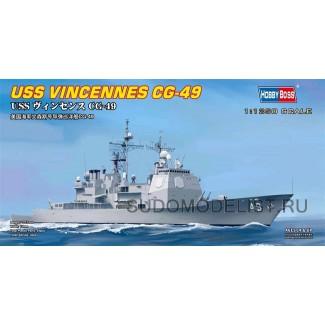 """Крейсер """"Vincennes"""" CG-49"""