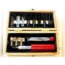 Профессиональный набор ножей №5, + 15 запасных ножей