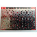 Диск для ревитера d 8.5 мм, шаг 0,45 мм