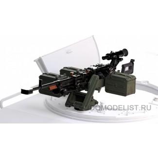 """""""Корд"""" крупнокалиберный пулемет на установке 6У16, для ГаС Тигр-М (СПН)"""