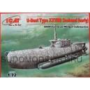 U-boot XXVIIB Seehund early WWII