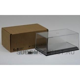 Бокс для моделей зеркальный (155х90х70мм)