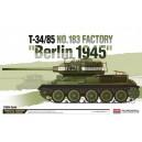 """T-34/85 No.183 """"Berlin 1945"""""""