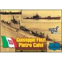 Italian Giuseppe Finzi/Pietro Calvi Submarine, 1936