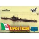 Italian Enrico Tazzoli Submarine, 1936