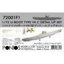 Набор для U-Boot Type VII C Detail up set