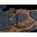 Палубы (набор) для  IJN Kongo