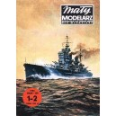 "HMS ""King Geoge V"" 1939г"