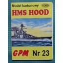 Линкор HMS Hood