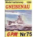 Линкор Gneisenau