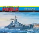 """Легкий крейсер ПВО USS """"Oakland""""+стволы+фтд"""