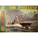 "Тяжелый крейсер USS ""Portland""+стволы"