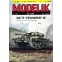 """Средний танк MkVI """"Crusader"""" III+лр"""