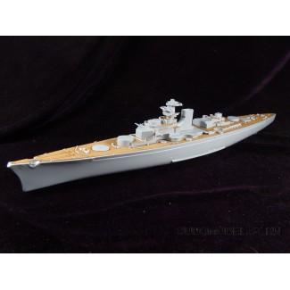Палубы (набор) для  DKM Tirpitz